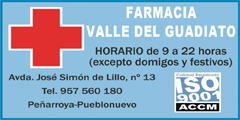 Farmacia Valle del Guadiato