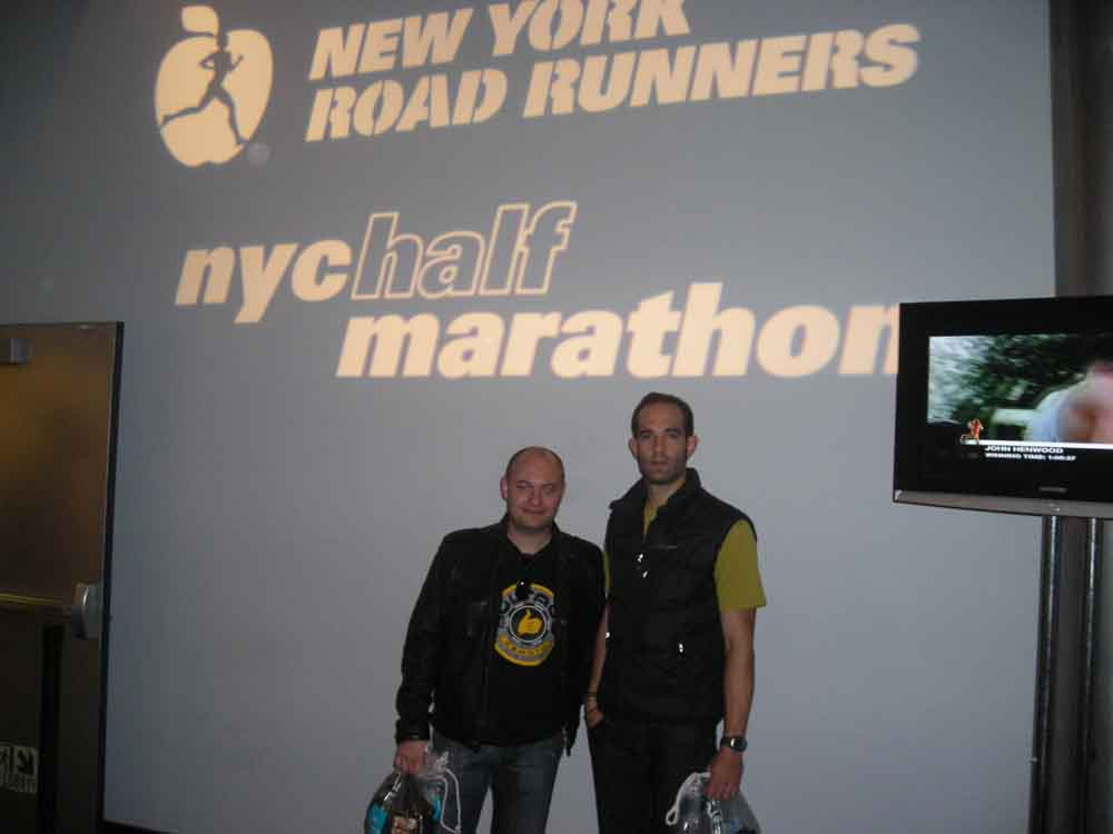 La Media Maratón de New York y la Media Maratón de Lisboa.